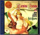 Seiji OZAWA Carl ORFF Carmina Burana CD Sherrill MILNES Evelyn MANDAC Boston SO