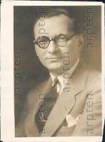 1930 Detroit MI Victor Kolar Associate Conductor Detroit Symphony Press Photo