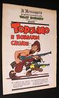 TOPOLINO DEL 27.05.1989 SUPPLEMENTO IL MESSAGGERO - WALT DISNEY - COMIC ART