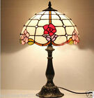 New European White Glass Width 30CM Height 49CM Decoration Bedside Table Lamp