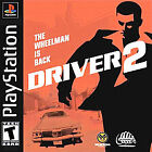 ***DRIVER 2 PS1 PLAYSTATION 1 DISC ONLY~~~