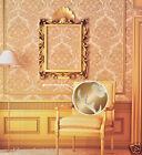 European PVC Embossing Breathable Environmental Backdrop Parlor Wallpaper