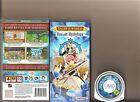 TALES OF THE WORLD RADIANT MYTHOLOGY SONY PSP RPG RARE