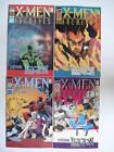 X-MEN ARCHIVES SET OF 4 No. 1, 2, 3, 4 ENGLISH COMICS LIMITED SERIES