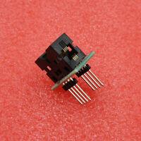 1pcs MSOP8 To DIP8 MCU Test IC Socket Programmer Adapter Socket