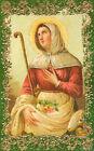 SANTINO HOLY CARD SANTA GERMANA - VERGINE