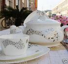 """56 Piece"" European High - Quality Bone Porcelain Dinner Sets/Table Ware"
