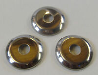 LTI TXII,TX2 London Taxi Cab Stainless Steel Door & Boot Lock Covers