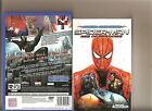 SPIDERMAN WEB OF SHADOWS AMAZING ALLIES EDITION PLAYSTATION 2 PS2 PS 2 SPIDER
