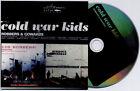 COLD WAR KIDS Robbers & Cowards 2007 UK 12-trk promo CD
