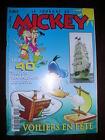 LE JOURNAL DE MICKEY N° 2457 VOILE VOILIER