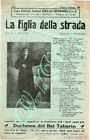 SPARTITO MUSICALE D'EPOCA - LA FIGLIA DELLA STRADA -A. GIULIANI C. GRANOZIO 1918