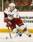 Carolina Hurricanes Zach Boychuk Autographed Signed 8x10 Photo COA