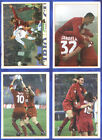 FIGURINE PANINI OFFICIAL STICKERS ROMA 2001 - LOTTO 8