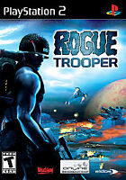 ROGUE TROOPER PS2 PLAYSTATION 2 DISC ONLY