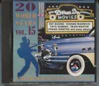 CD - 20 Worldstars Vol. 15