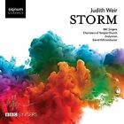 WEIR / BBC SINGERS / ENDYMION - STORM NEW CD