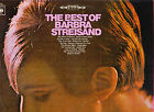 BARBRA STREISAND DISCO LP 33 GIRI THE BEST OF - CBS 62788