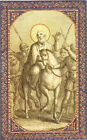 SANTINO HOLY CARD IMAGE PIEUSE - SAN LUPO - VESCOVO DI SENS