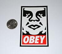 Obey Giant Shepard Fairey OG Andre Face sticker Banksy