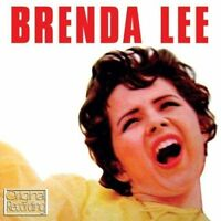 BRENDA LEE NEW CD HITS + MORE I'M SORRY SWEET NOTHINS LETS JUMP BROOMSTICK +