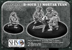 MORTAR TEAM BRITISH WW2 UCHRO FIGURINES SOTR