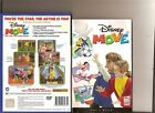 DISNEY EYETOY MOVE PLAYSTATION 2 PS2 RARE EYE TOY GAME