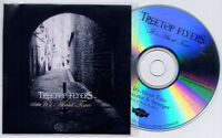 TREETOP FLYERS It's About Time UK 2-trk promo test CD Communion