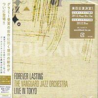 VANGUARD JAZZ ORCHESTRA-LIVE IN TOKYO FOREVER-JAPAN 2CD BONUS TRACK G50