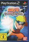 Naruto Uzumaki Chronicles für PlayStation 2 PS2