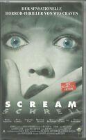 Scream - Schrei! - VHS - FSK 16