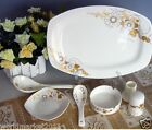 """56 Piece"" European High - Quality Bone Porcelain Dinner Sets/Table Ware"