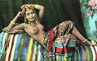 CARTOLINA POSTCARD - NUDO DONNA D'EPOCA NUDE WOMEN VINTAGE 1940 ca. - Riprod.