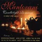 MANTOVANI - CANDLELIGHT ROMANCE 20 GREAT LOVE SONGS - CD NEW (FREE UK POST)