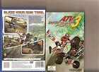 ATV OFFROAD FURY 3 PLAYSTATION 2 PS2 PS 2 RACING