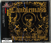 CANDLEMASS-PSALMS FOR THE DEAD-JAPAN CD F75