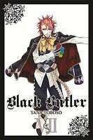 Black Butler: v. 7 by Yana Toboso (Paperback, 2011) Yen Press Manga English