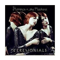 FLORENCE & THE MACHINE - CEREMONIALS - CD NEW & SEALED (FREE UK POST)