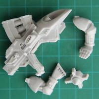 Space Marines Raketenwerfer Klassik Pattern Forge World Warhammer 40K Bitz 5629
