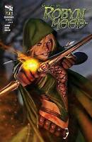 Grimm Fairy Tales: Robyn Hood by Patrick Shand 2013 Zenascope Graphic Novel