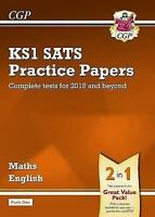 New KS1 Maths and English SATS Practice Papers Pack (for the tests in 2018...