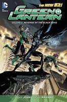 Green Lantern 2: Revenge of the Black Hand  Hardcover DC Comics Graphic Novel
