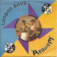 "London Boys Requiem (PS) 7"" Vinyl Single"