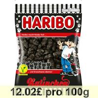Haribo Katinchen, Liquorice, Candy, Sweets, Nibbling, Pack, in a Bag of 200 g