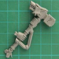 Space Wolves Marines Wolf Guard Terminator Energiehammer Warhammer 40K Bitz 3163