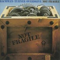Bachman Turner Overdrive - Not Fragile NEW CD