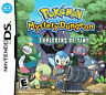 Pokemon Mystery Dungeon Explorers of Time Nintendo DS, Complete!