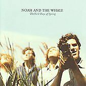Noah and the Whale CD First Days of Spring (New/Sealed)