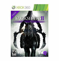 Darksiders 2  (Microsoft Xbox 360) Brand New, Free Shipping
