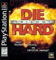 Die Hard Trilogy (Sony PlayStation 1, 1996) DISC ONLY